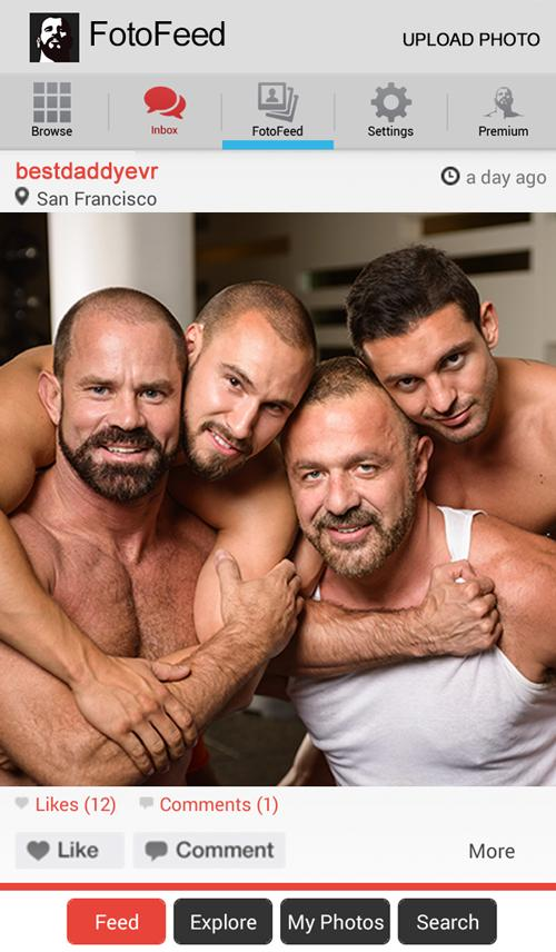 Daddyhunt: Gay Dating- screenshot