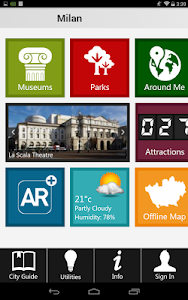 Milan Travel Guide screenshot 12