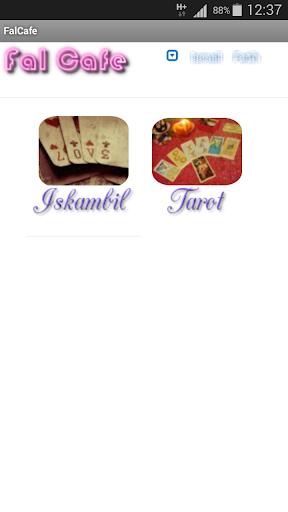 FalCafe Iskambil ve Tarot Falı