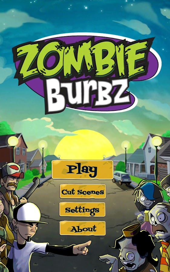 ZombieBurbz - screenshot