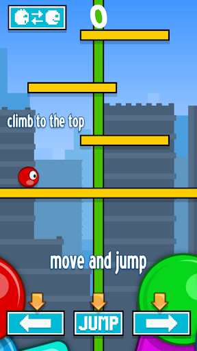 Fancy Stairs vs Red Ball
