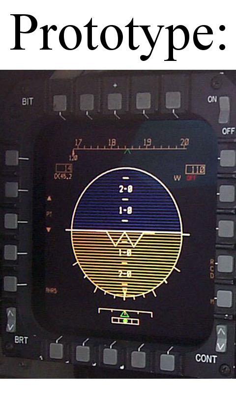 F-15E Strike Eagle Horizon- screenshot