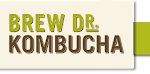 Logo of Brew Dr. Superberry Kambucha