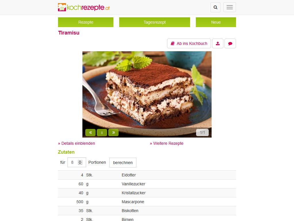 Kochen Und Backen App rezepte zum kochen backen android apps auf play