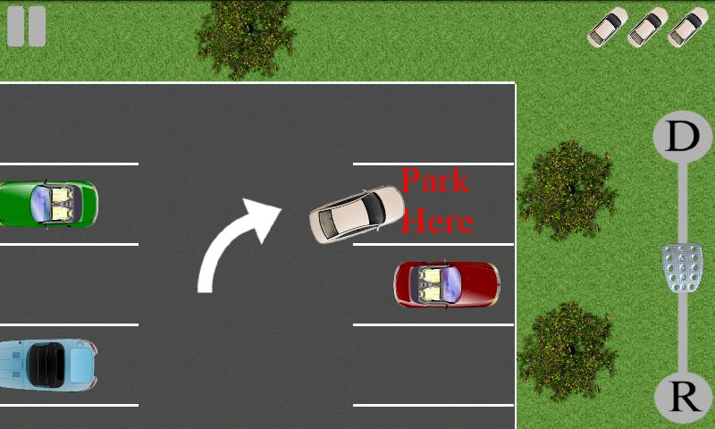 Parking School- screenshot