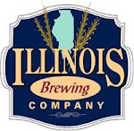Logo for Illinois Brewing Company