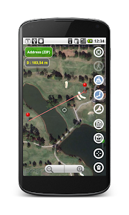 Planimeter - GPS area measure - screenshot thumbnail