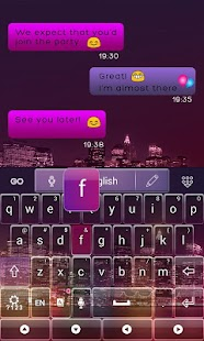 New-York-City-Keyboard-Theme 4