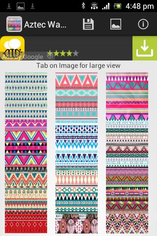 Aztec Wallpaper HD