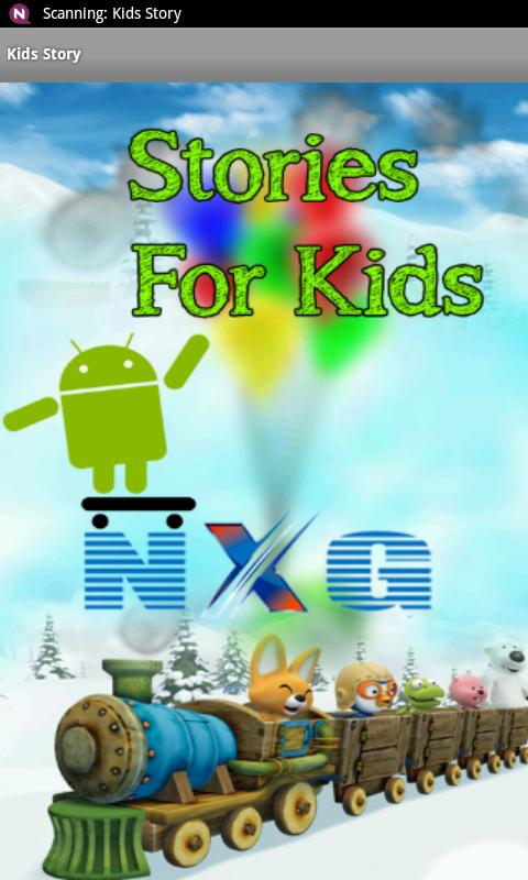 Kids Story - screenshot