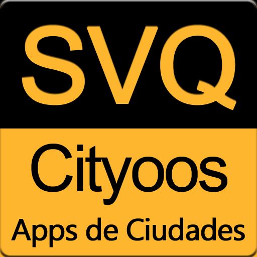 Guía Viaje Sevilla - Cityoos LOGO-APP點子
