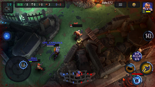 Heroes of SoulCraft - MOBA  screenshots 6