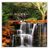 3D Waterfall HD Live Wallpaper