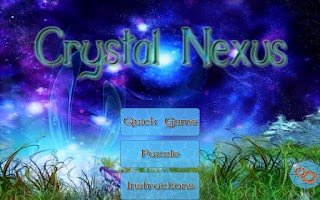 Screenshot of Crystal Nexus
