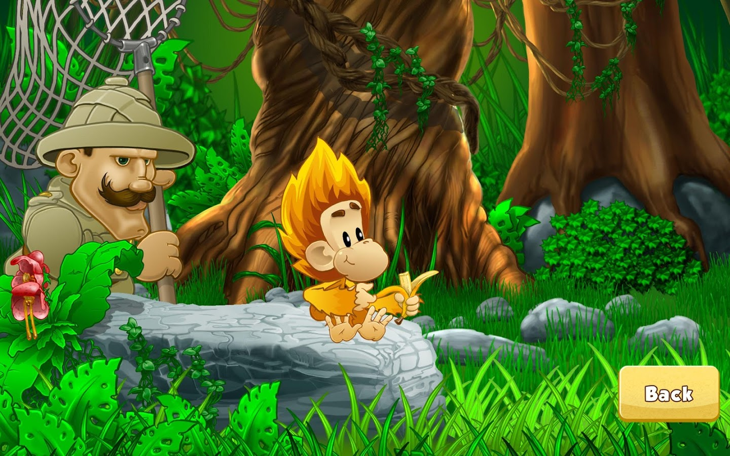 Benji Bananas Adventures- screenshot