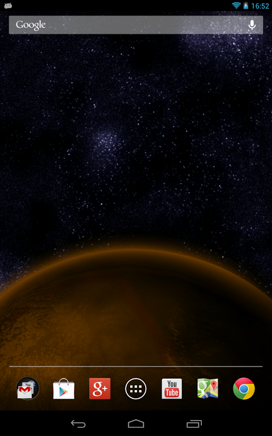 Super Space HD Wallpaper Pro - Android Apps on Google Play