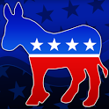 Election 2012 Countdown Dem icon
