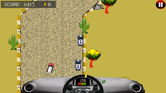 Kids Rally Car Racing- screenshot thumbnail