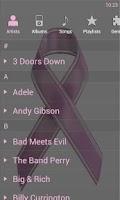 Screenshot of Breast Cancer UberMusic Skin
