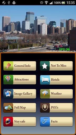 Minneapolis Offline Guide