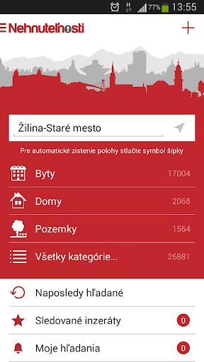 Nehnuteľnosti.sk