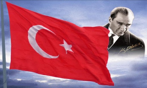 Dalgalanan Türk Bayrağı - screenshot thumbnail
