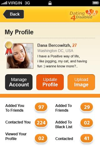 Original D4D - Disabled Dating- screenshot