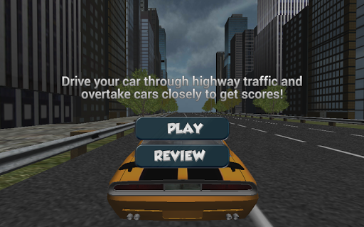 Muscle Car Driving Game 3D