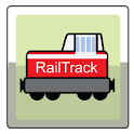 RailTrack train map icon