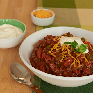 Hearty Beef Chili.