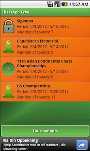 Live Chess Free - screenshot thumbnail