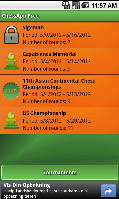 Live Chess Free - screenshot