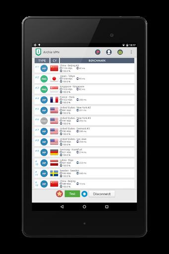 阿奇VPN - 免費極速無限VPN