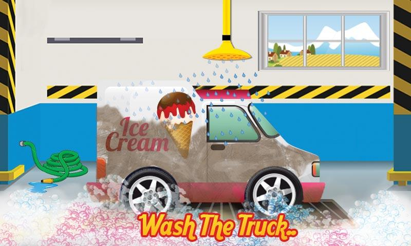 Ice-Cream-Truck-Wash-Cleanup 7