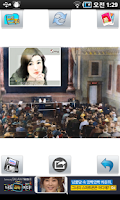 Screenshot of 이미지 패러디 합성