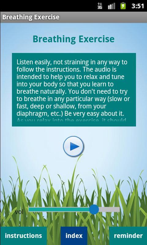 Breathe & Relax- screenshot
