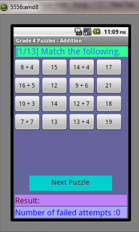 Grade 4 Math Puzzles - Android Apps on Google Play