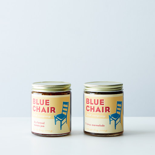Blue Chair Fruit Dry-Farmed Tomato Jam + 7-Citrus Marmalade