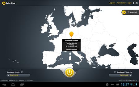 CyberGhost - Free VPN & Proxy 5.0.16.10 screenshot 115938