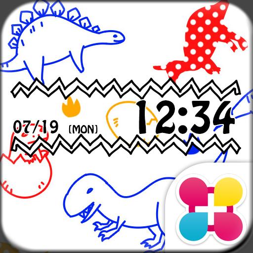 恐竜壁紙 Dinosaur! Icon