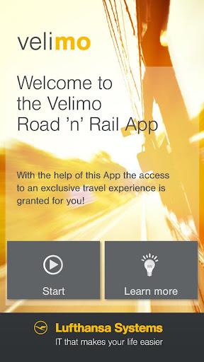 Velimo Road'n'Rail