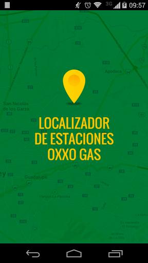 Estaciones OXXO Gas