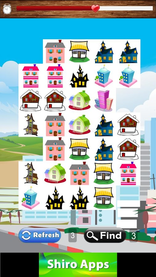 Preschool Building Match Games- screenshot