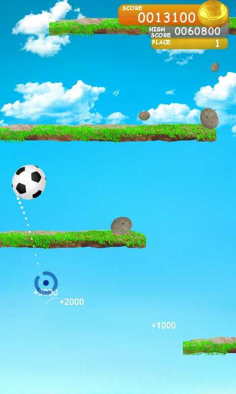 Kick The Ball - screenshot