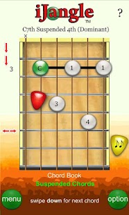 Guitar Chords Scales Tuner ♦ - screenshot thumbnail