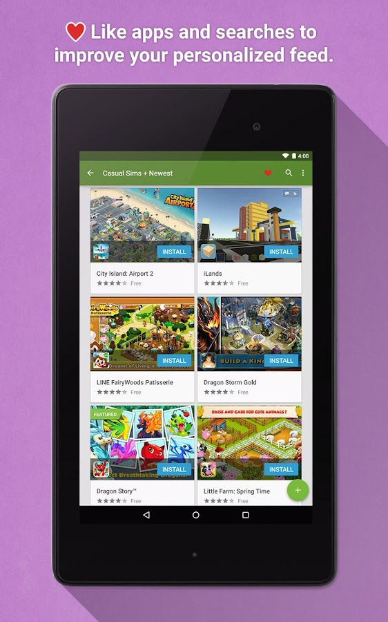 Best Apps Market - for Android- screenshot