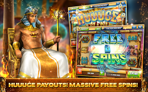 【免費博奕App】Cleopatra Casino - FREE Slots-APP點子
