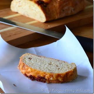 Bacon Cheddar Bread.