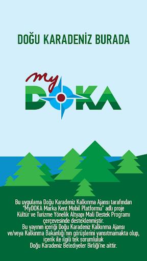MYDOKA Android Uygulaması