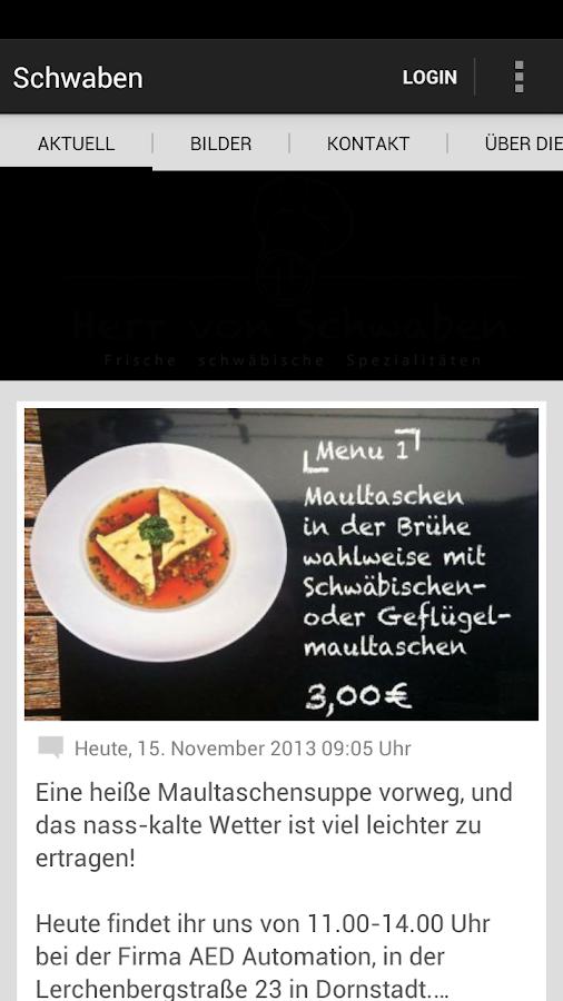 Herr von Schwaben - screenshot